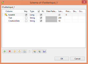 Using Talend to read tweets - Intodata