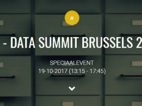 IntoData op SAI Data Summit 2017