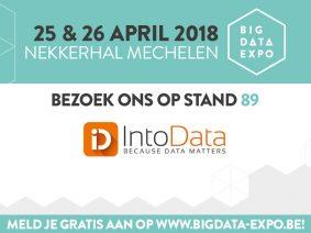 IntoData samen met Talend op BIG DATA EXPO