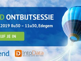 Talend ontbijtsessie: Journey to the Cloud