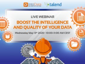 Webinar: Boost the intelligence and quality of your data